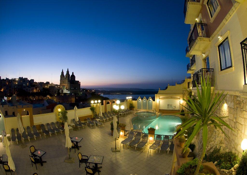 Pergola Hotel- Spa